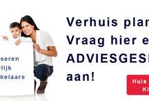 Advertenties / In dit bord staan de commerciële advertentie pictures vermeld.