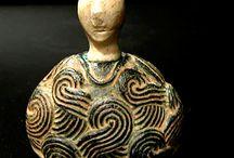 Postavy / Keramika
