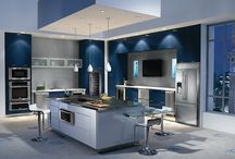 Electrolux Kitchens / Let Electrolux give you the tools to create the ultimate kitchen experience with their luxury appliances!