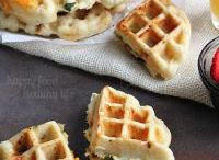 For Waffle Maker / by Julieann