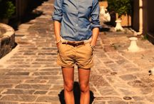 Androgynous Style  / by Individualism