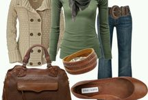 Seasonal Clothing, accessories, and hair / by Brittany Johnson