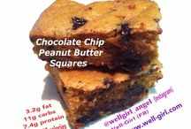 Bariatric Cookie & Bars / Cookies and Bars that are good for, or can be adapted to a bariatric diet / by Maureen Rice