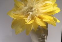 Derby hats and fascinators / Fun fascinator and hats for Horse races, Derby party's and weddings