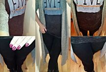 My Fashion / Hier seht ihr meine Outfits  #outfit #ootd #fashion #featheranddress #mode