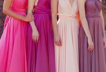 bridesmaids n flower girls :)