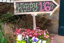 Sweet 16 Birthday Ideas