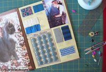 Sew/create -textiles