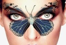 Insect makeup