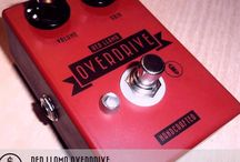 PFX / Handcrafted Stompboxes and Amplis