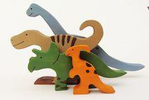 Brinquedos animais madeira wooden toys animals