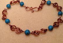 Wire jewerly 1