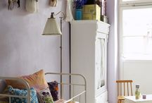 Decor: Kid's Rooms / Their haven, den and play space.