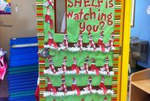 Holiday Classroom Doors