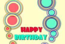 Happy Birthday / Happy Birthday