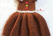 vestidos originales a crochet