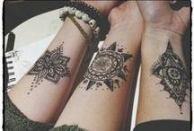 Tatoo/Henna