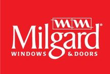 Milgard Windows & Doors - Moule's California Glass Vendors / Moule's California Glass installs the highest quality windows and doors from numerous industry-leading vendors. Windows & Doors by Milgard meet or high standards in quality and reliability.