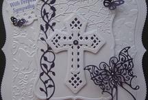Tarjetas con motivos religiosos / by Adri Gomez