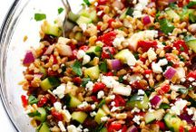 Ravishing Recipes - Salads / by Mollie Campbell