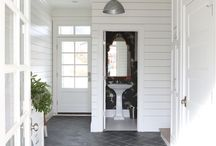 Bathroom/mudroom