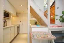 Small (but mighty) Kitchens / Kitchens come in all shapes and sizes, here's to the little ones!