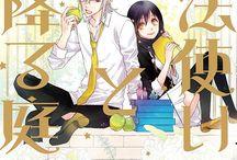 manga covers ~ to read