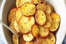 batatas e afins
