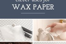 Wax Paper Uses