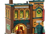 Department 56 - Christmas in the City