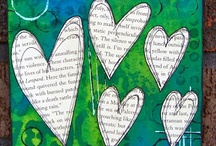 Art journal tags / by Shannon Baker