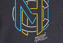 Mission Hall shirts'n caps / T-shirts created and designed by Mission Hall