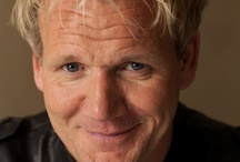 Gordon Ramsay / by Nancy