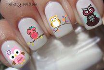 manicure - pazurki