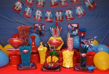 Superman Candy Buffet / by Candy Galaxy