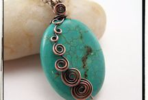Jewelry : Wire Wrapped / by Leighanne Stainer