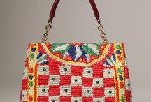 Crochet Raffia Dolce