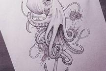 Dessin tatouage idee