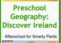 Education ~ Geography Europe