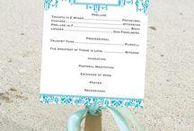 Lizzie's Wedding / by Cissy Leask-Lovell