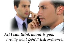 """Book Teasers """"The Executive Office"""" Series"""