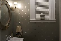 Guest Bathroom Make Over / by Sarah Enz