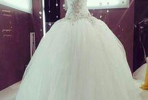 Ideas for my wedding dress