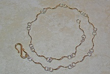 14K Gold/Sterling Silver Necklaces