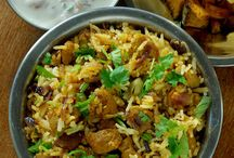 :: Indian Rice varieties :: / Vegetarian and non vegetarians variety rice items, biriyanis etc
