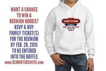 Contests / Contests, giveaways, and raffles in the run-up to the reunion.