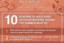 Wedding helpful info