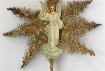 Antique Christmas Tree Toppers / Antique Christmas Tree Toppers