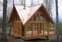 Tiny Houses / by Woodhouse Timber Frame