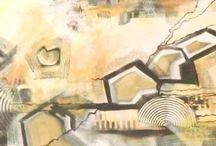 Meine Malerei / Alles was ich so im Laufe der Zeit gemalt hab. Acryl- und Ölmalerei